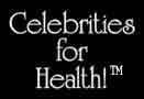 Celebrities For Health logo